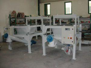 Carpenteria basamenti motore